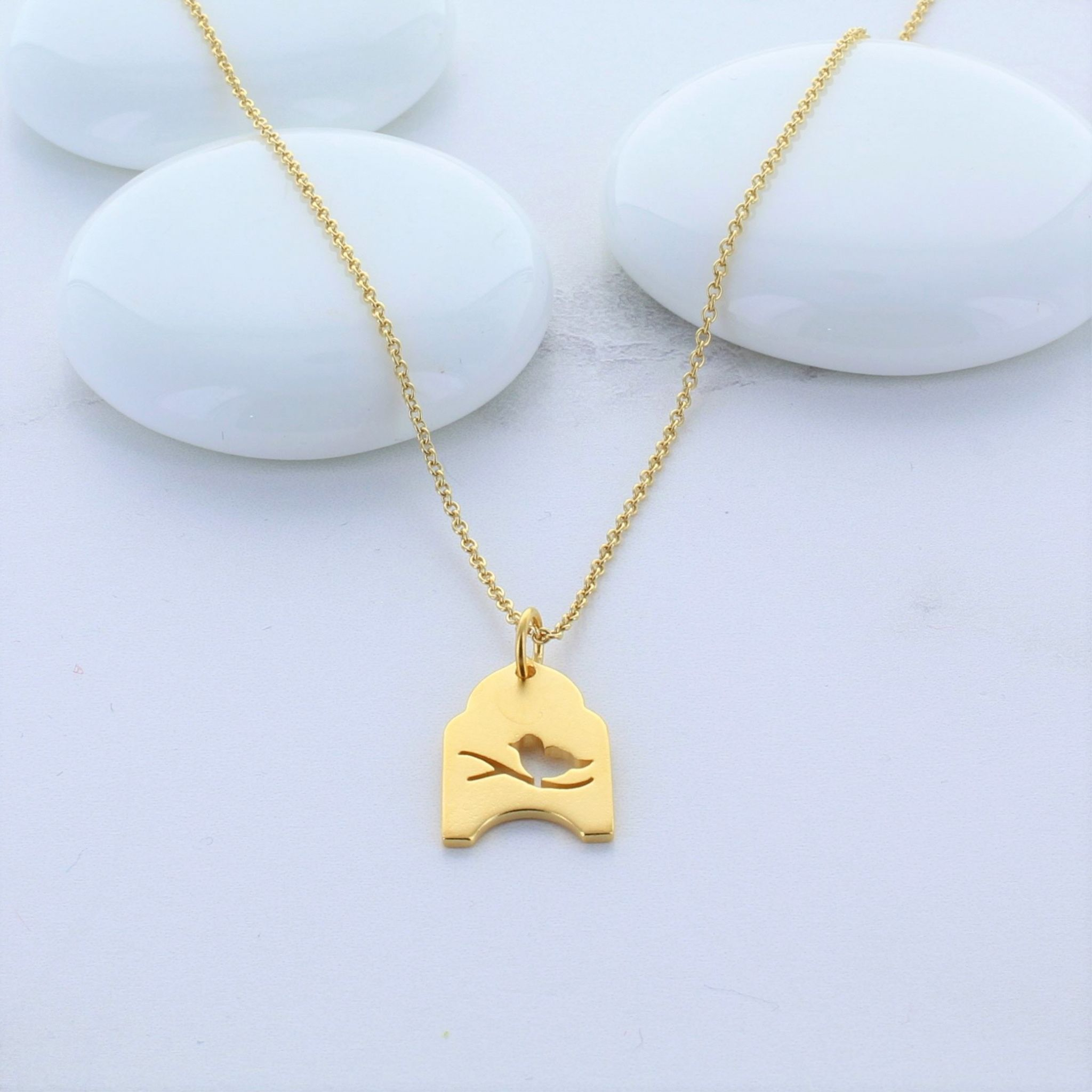 gold s bird necklace friend best claire set pendant